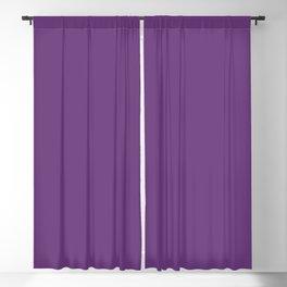 AMARANTH PURPLE solid color Blackout Curtain
