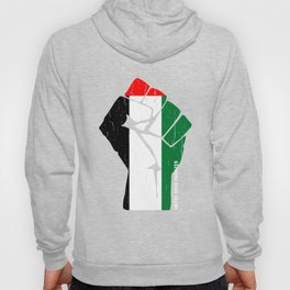 Team  United Arab Emirates Flag Tee Shirt Hoody