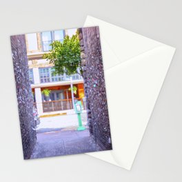 Emergency Exit Bubblegum Alley San Luis Obispo Stationery Cards