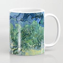 Olive Trees Painting by Vincent van Gogh Coffee Mug