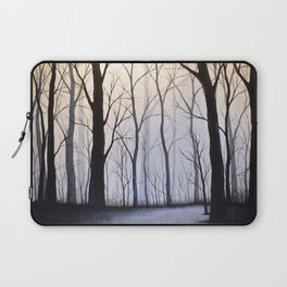 Through the Woods Laptop Sleeve