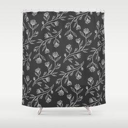 Sleeping Tendrils Shower Curtain