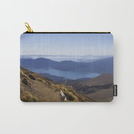 A long walk home - New Zealand Carry-All Pouch