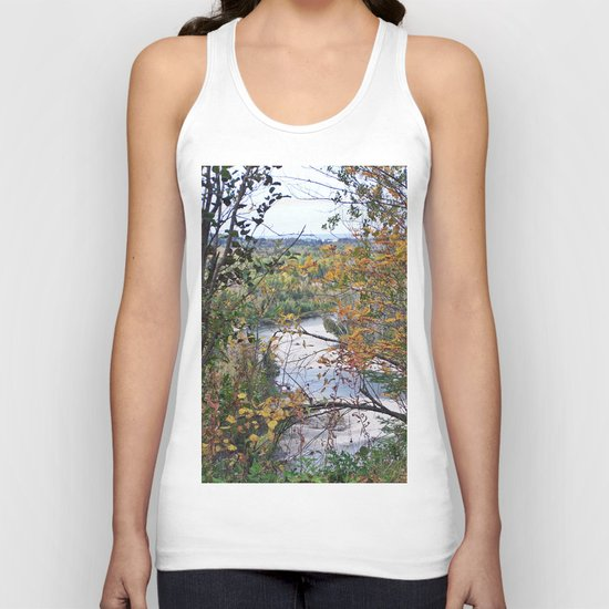 From the Forest to the Sea Unisex Tank Top