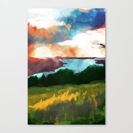 Skaneateles Lake :: Landscape Canvas Print