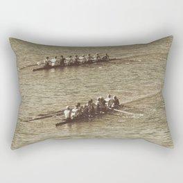 Do not row gentle Rectangular Pillow
