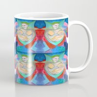 madonna Mugs featuring Madonna and Child ~ Redux by Bruce Stanfield