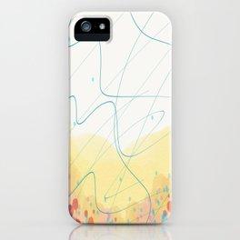 Waggle Dance iPhone Case