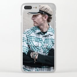 The Defiant One Clear iPhone Case