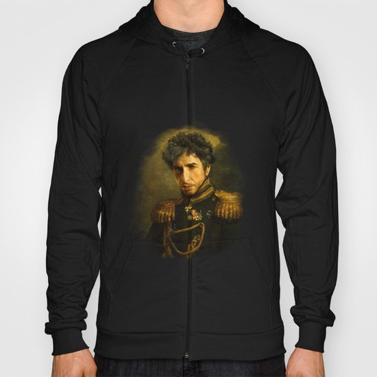 Bob Dylan - replaceface Hoody