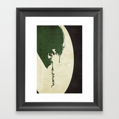 Aliens Framed Art Print
