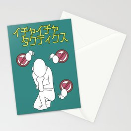 Make-Out Tactics Stationery Cards