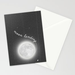 Moon Landing! Stationery Cards