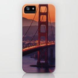Golden_Gate_Bridge_20170801_by_JAMFoto iPhone Case