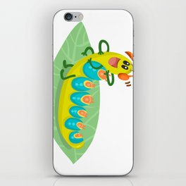 Poisonous Caterpillars iPhone Skin