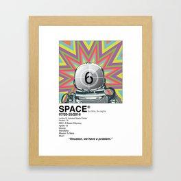 Astronaut Series 3 Framed Art Print