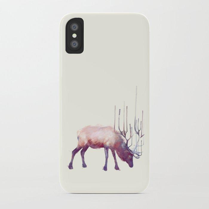 Elk // Solitude iPhone Case