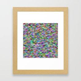 Puke Framed Art Print