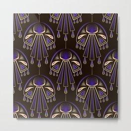 Art Deco No. 6 Metal Print
