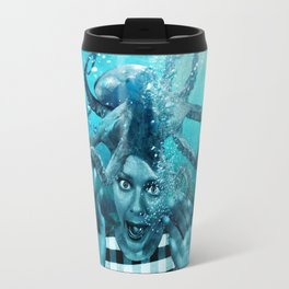 Underwater Nightmare Travel Mug