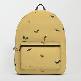 Twiggy Surprise (Yellow) Backpack