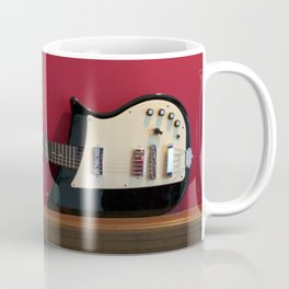 Tambourine Guitar Coffee Mug