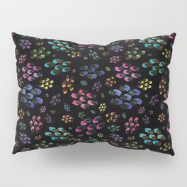 Watercolor space Pillow Sham