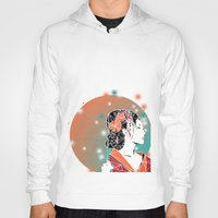 geisha Hoodies featuring GEISHA by ARCHIGRAF