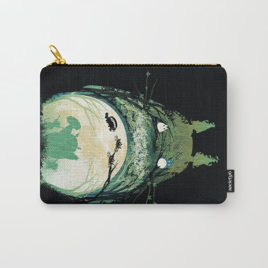 My Happy Neighbor Carry-All Pouch