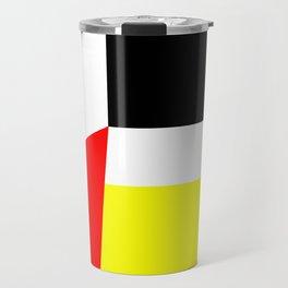 Ode to Piet Travel Mug