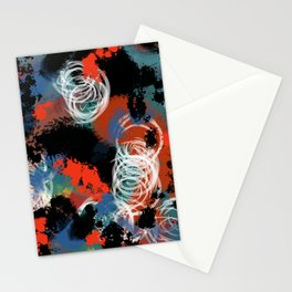 Messed Up Stationery Cards