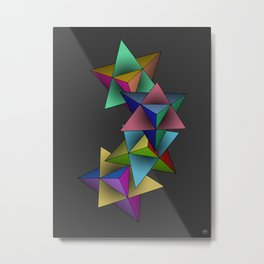 Aversion Metal Print