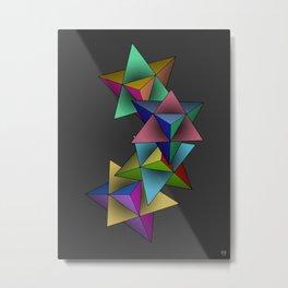 Aversion Metal Print