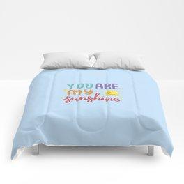 The Sunshine Love Comforters