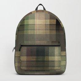 """Scottish squares"" Backpack"