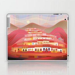 Afternoon in Guatemala Laptop & iPad Skin