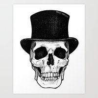 Haut 2 forme Art Print