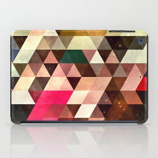 pyrty xyn iPad Case