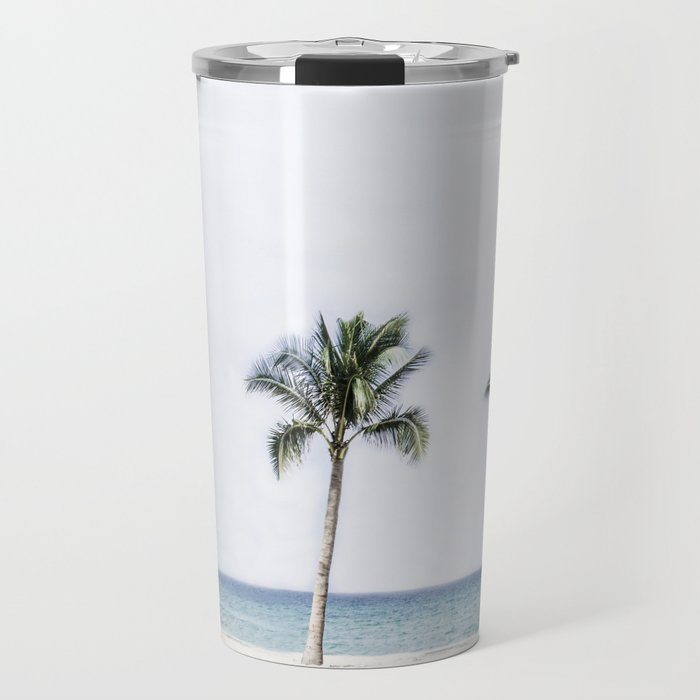 Palm trees 6 Travel Mug