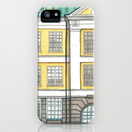 Home #1 iPhone Case