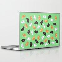 bunnies Laptop & iPad Skins featuring Bunnies! by Kashidoodles Creations