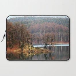 Mirroring Lake - Aggertalsperre Laptop Sleeve