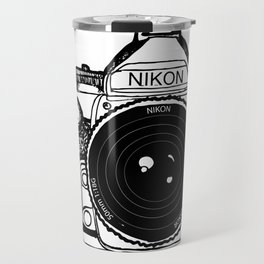 Nikon Camera, Photography, Photo, Canon, Photographer Travel Mug