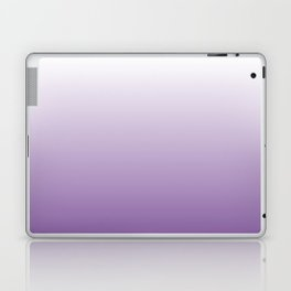Lavender Ombre Laptop & iPad Skin