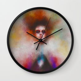 Otherworld Wall Clock
