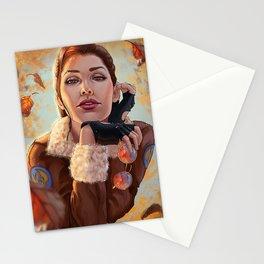 Tomb Raider: Bomber Jacket Stationery Cards