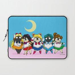 Sailor pugs Laptop Sleeve