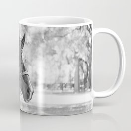 Stunning Gypsy Vanner Coffee Mug