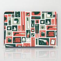 walking dead iPad Cases featuring The walking dead by Felix Rousseau