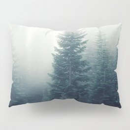 Forest and Fog Pillow Sham